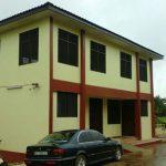 Neubau Werkstatt in Akwatia (2)