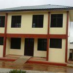 Neubau Werkstatt in Akwatia
