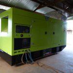 Neuer Generator für Akwatia