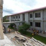 Anbau Schule in Offinso 1