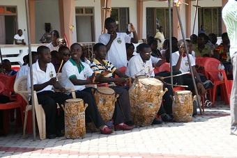Die Musikgruppe