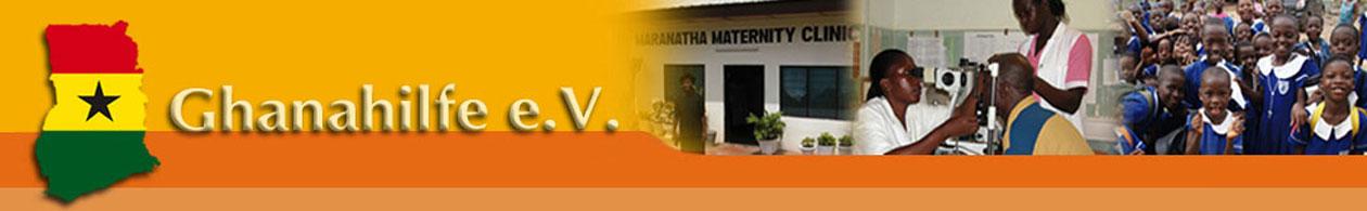 Hilfe für Ghana – Ghanahilfe e.V.