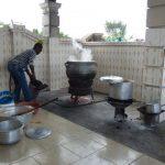 Küche in Offinso